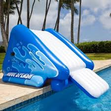 Woman Dies After Inflatable Swimming Pool Slide Collapses