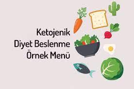 Ketojenik diyet beslenme örnekleri   1 haftalık ketojenik liste   Ketogenic  diet, Diet, Ketogenic diet menu