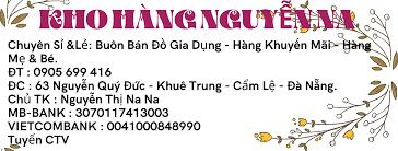 Kho hàng gia dụng Nguyễn Na tại Đà Nẵng - Home