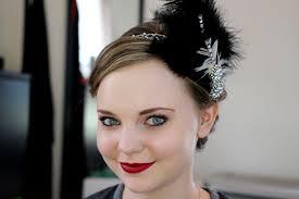 1920 flapper makeup tutorial