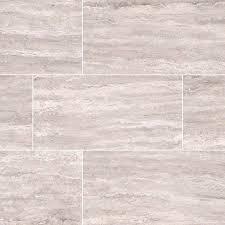 white porcelain tile floor. Venata White Pietra Porcelain Tile Floor