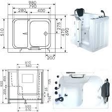 superieur standard bathtub size canada ideas small bathtub sizes