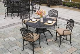 Image Patio Dining Hanamint Tuscany Dining By Hanamint Hanamint Castaluminumfurniture Gdf Studio Cast Aluminum Patio Furniture Outdoor Furniture Tables Chairs