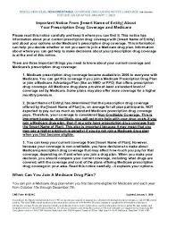 New Sample Certificate Creditable Coverage Model Non Creditable