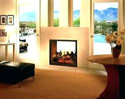 two sided fireplace indoor outdoor two sided fireplace indoor with regard to two sided wood burning fireplace design 3 sided glass wood burning stove