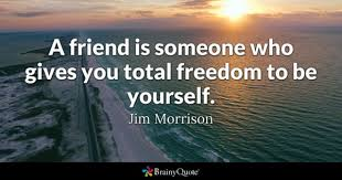 Friendship Quotes BrainyQuote Custom Serious Quotes On Friendship