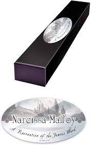Narcissa Malfoy Character Wand. Harry Potter Noble Collection.: Amazon.de:  Küche & Haushalt