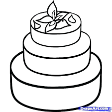 Drawing Cakes Step 8 Draw So Cute Cake Step By Step