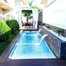 backyard designs with pool. Small Pool Ideas For Home Pools Design Lap Designs Best Backyard With