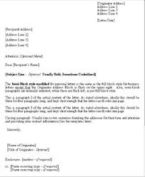 Formal Letter English Form 1 Composition Formal Letter Format And Example