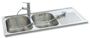 Kitchen Sink Stainless Steel Double Bowl  InsurserviceonlinecomDouble Basin Stainless Steel Kitchen Sink