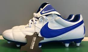nike premier ii boots white racer blue