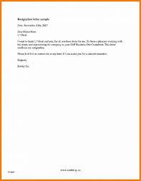 good letter of resignation resignation letter simple resign letter format awesome good letter
