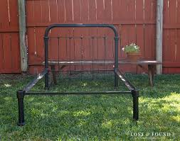 antique iron bed frames. Perfect Antique The Beauty Of An Antique Iron Bed Frame Inside Frames N