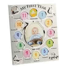 baby 12 month frame fs1147 18 99