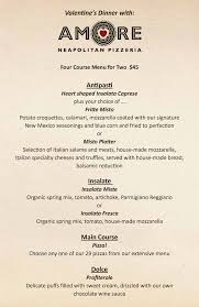 amore s valentine s week special couples deal