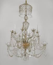 mesmerizing 2 tier crystal chandelier 14 lighting english georgian grl0572 01
