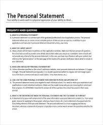 Floridaframeandart Com Elegant Cv Personal Statement Format 8