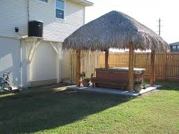 Build A Tiki Hut For Summertime Vibe Wearefound Home Design
