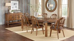 dining room colors brown. eric church highway to home heartland falls brown 5 pc rectangle dining room colors c