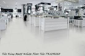 tile king 600 x 600 matt white floor tile tk16306060