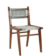 teak wood chairs. Asandi: Weaved Wooden Chair, Teak Wood, Contemporary Furniture, For Commercial, Residential, Bed Room, Dining, Home Office, Living Study Room Wood Chairs