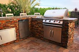 outdoor kitchen kits. outdoor kitchen kits vs modular built in: comparing construction e