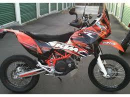ktm 690 enduro motorcycles for sale