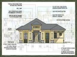 house design in philippines with floor plan modest ideas house design with floor plan free 2