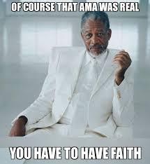 Morgan Freeman Deep Thoughts - WeKnowMemes Generator via Relatably.com