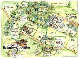 lower brimley coombe farm sitemap