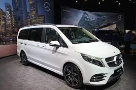 Now, its presence in xxl format is even more stylish and dynamic. New 2019 Mercedes Benz V Class Mpv Gains More Power Autocar