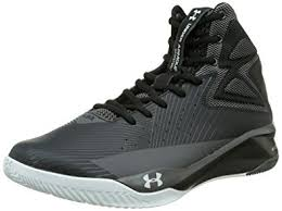 under armour girls basketball shoes. under armour men\u0027s ua rocket basketball shoes black/white/charcoal 7.5 d(m girls d