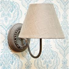 spa grey oval wall light ing