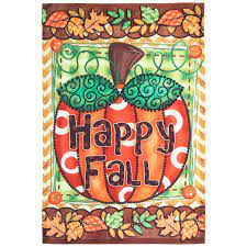 happy fall garden flag hobby lobby