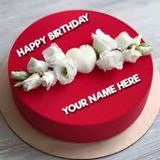79 Great Happy Birthday Name Cakes Images In 2019