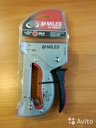<b>Степлер Miles TS-5592</b> - Для дома и дачи, Ремонт и ...