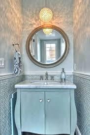 powder room chandelier lighting tile ideas traditional with gray tips powder room chandelier