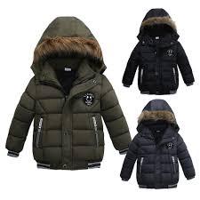 image is loading toddler fashion kids coat boys girls thick coat
