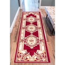 red runner rug traditional french country red runner rug red runner rug uk
