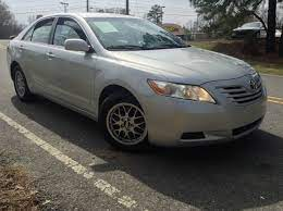 Used 2007 Toyota Camry For Sale Durham Nc Toyota Camry For Sale Toyota Camry Camry