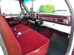1986 Chevy C10 Interior ~ Instainteriors.us