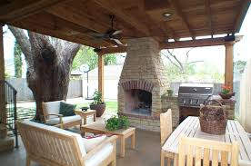 Outdoor Living Room Set Outdoor Living Room Designs Classic Fireplace And Brown Sofa