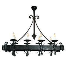 black rectangular chandelier rectangular chandelier for on black painted wrought iron rectangular chandelier with 8