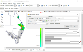 Biodiverse analysis software: Constrain the extent of your exported ...