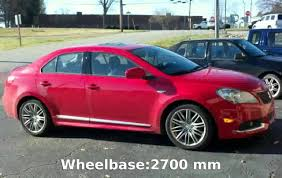 2011 Suzuki Kizashi Sport SLS AWD Specs and Details - YouTube