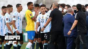 Brazil vs. Argentina: Why was the match ...