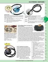 american legend motorcycles electronic ignitions part