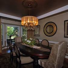 enclosed dining room mid sized traditional marble floor and brown floor enclosed dining room