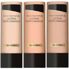 Max Factor Pan Stick Colour Chart Max Factor Lasting Performance Foundation 35ml